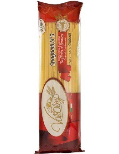 Spaghetti Vallolmo grano siciliano 100%